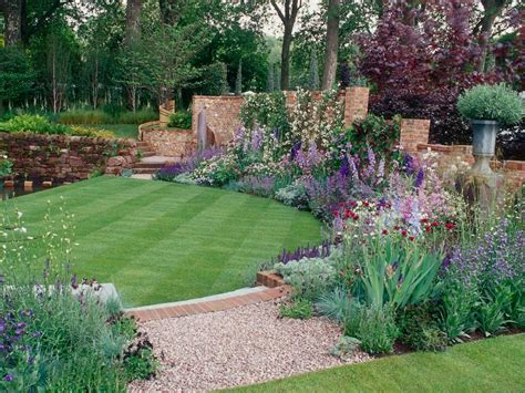Hot Backyard Design Ideas To Try Now Hgtv Landscaped Backyard Ideas