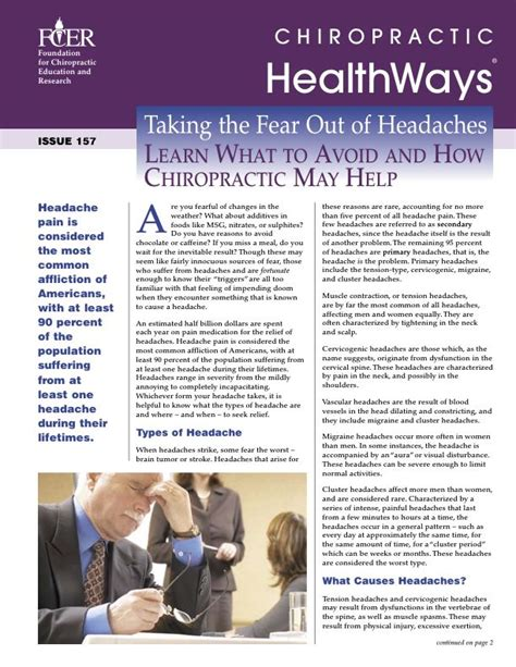 New Patient Welcome Letter Chiropractic Naples Valley Chiropractic News Letter