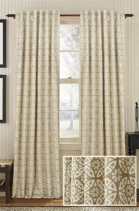 cotton drapery panels muriel kay pearl linen cotton drapery panel