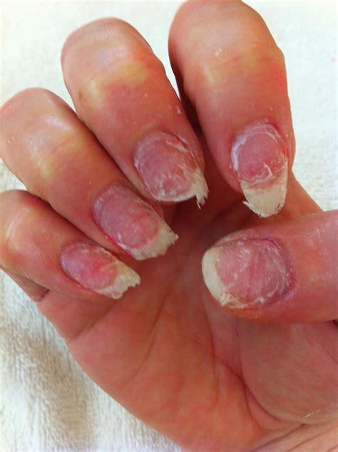 how should nails be nails store bought vs salon a matter of quality haute d vie
