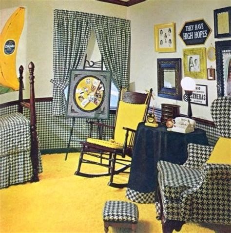 9 best images about vintage houndstooth home decor and