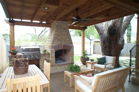 charming outdoor living spaces for your modern dwelling