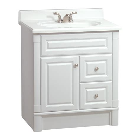 estate  rsi southport white   casual bathroom vanity  lowescom