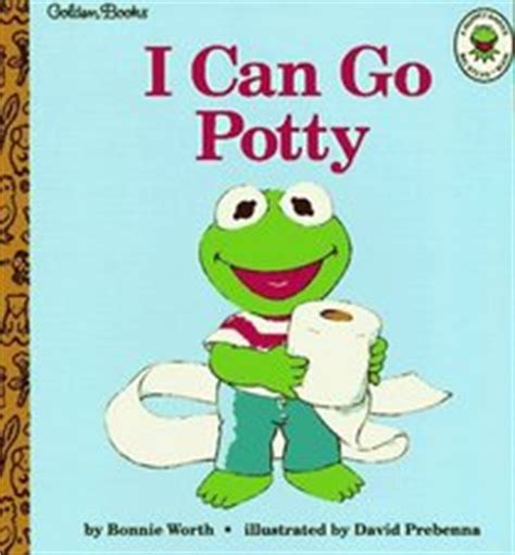 i can do it by myself go potty volume 1 books i can go potty muppet babies big steps book david