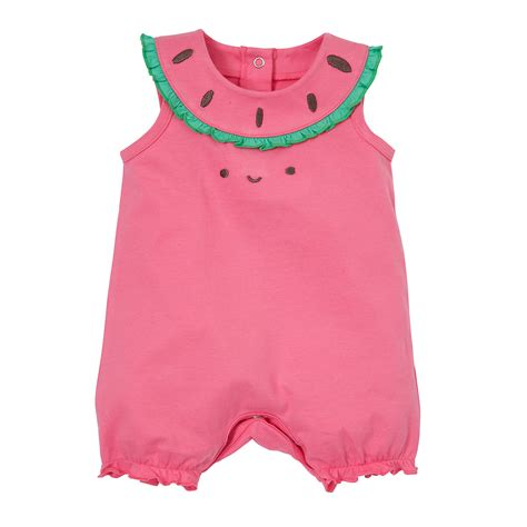 Romper Mothercare by Mothercare Baby Newborn S Novelty Watermelon Romper