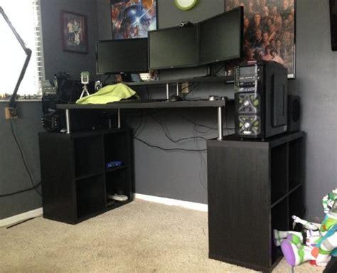my ikea standing desk