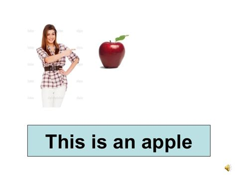 this is this is an apple