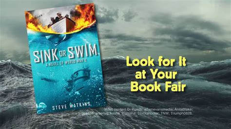 sink or swim book sink or swim by steve watkins