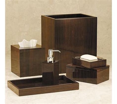 Walnut Bathroom Accessories Wood Bathroom Accessories Things That Don T Fit In An Earthen Hut Wood
