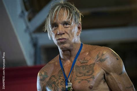 mickey rourke tattoos mickey rourke 171 gossip and news