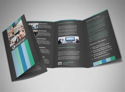 templates for conference brochures business conference brochure template mycreativeshop