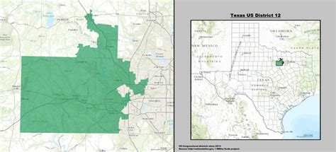 district map of texas texas congressional districts map us congress representatives
