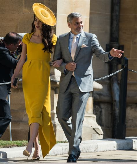 Why Was Serena Williams Invited To The Royal Wedding cele bitchy no one is really sure why george amal