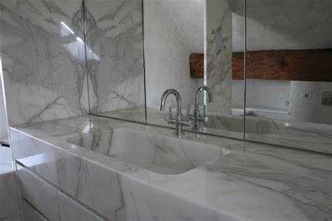 marmo per bagno bagno lussuoso in marmo tutto su ispirazione design casa