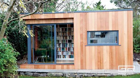 garden rooms designs cube  home office solutions