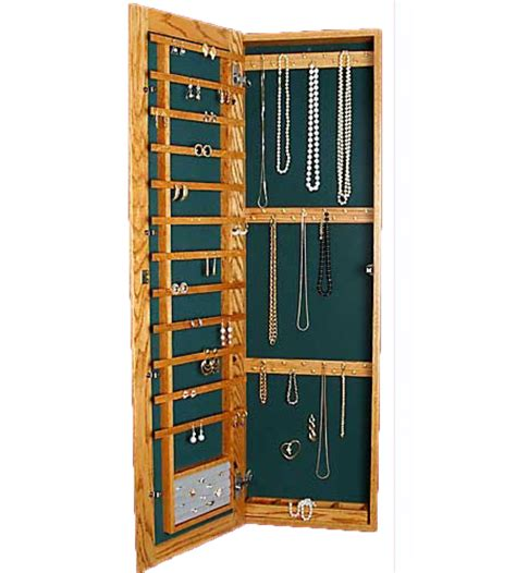 jewelry wall armoire wall mounted jewelry armoire recessed in jewelry cabinets