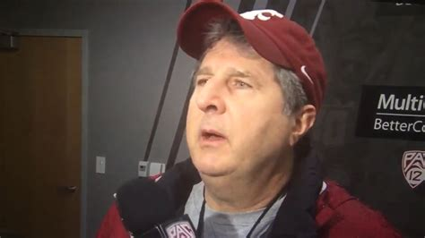 mike leach  reporter  incredible