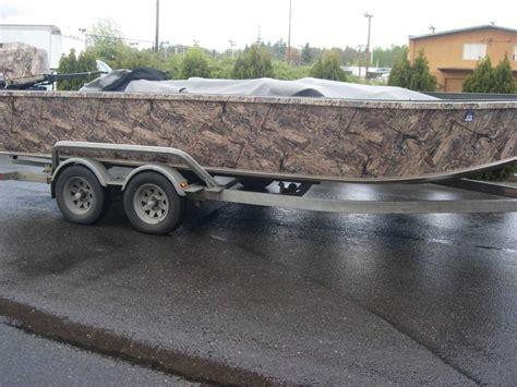 camo boat wraps coho design makes boat graphics and custom vinyl boat wraps