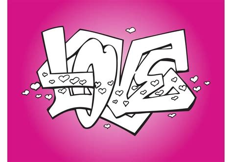 imagenes de grafitisde love graffitis rom 225 nticos arte con graffiti