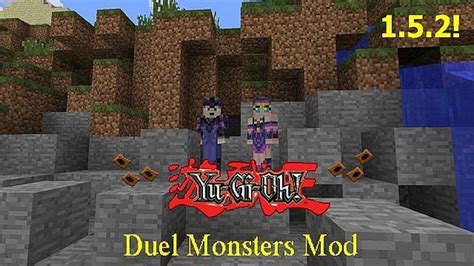 mod game yugioh minecraft duel monsters mod yu gi oh millenium items