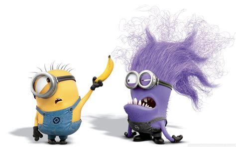 themes windows 10 minions windows 10 evil purple minion wallpaper