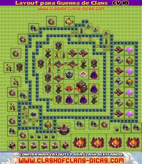 layout cv 7 para iniciante layouts cv 10 para a guerra de clans clash of clans