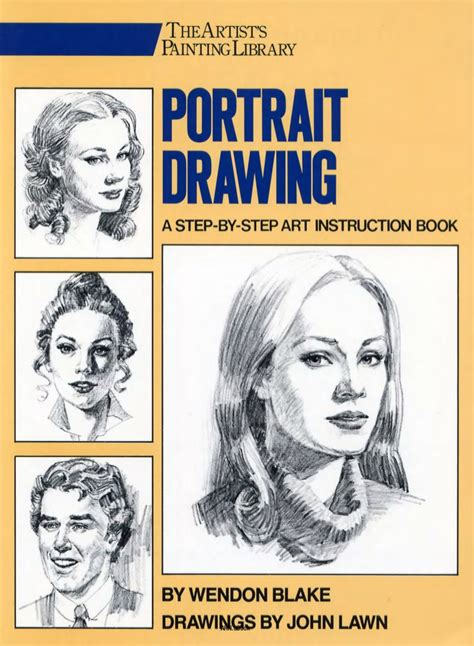 free sketch book in pdf lawn portrait drawing a step by step