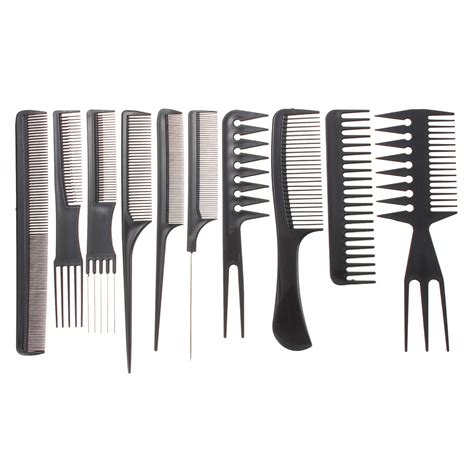 what hair product to use in comb professional salon hair styling hairdressing plastic combs