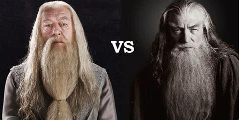 actor gandalf and dumbledore dumbledore vs gandalf or is it one wizard dun dun