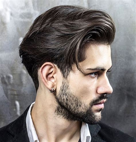 hairstyles for medium length hair male 20 modern and cool hairstyles for men mens hairstyles 2018