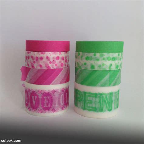 Framstalla Ikea Washi Pink my washi collection cuteek