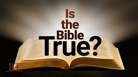 Is The Real by Welcome To Frank S Science Proves The Bible True 1