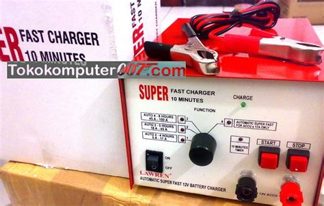 Accu Untuk Mobil Carry charger accu fast accu charger 10 minutes