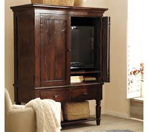 armoire for room the rustic media armoire