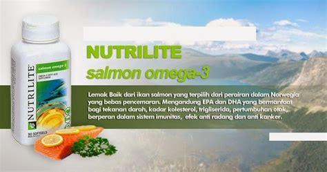 Minyak Ikan Nu Skin jual nutrilite salmon omega 3 amway harga minyak ikan