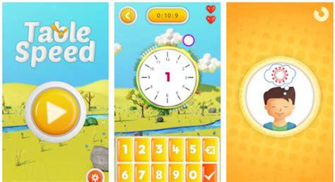 application table de multiplication table speed une application ludique pour apprendre les