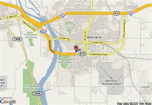 Comfort Inn And Suites Bismarck Nd Map Of Fairfield Inn Bismarck South Bismarck