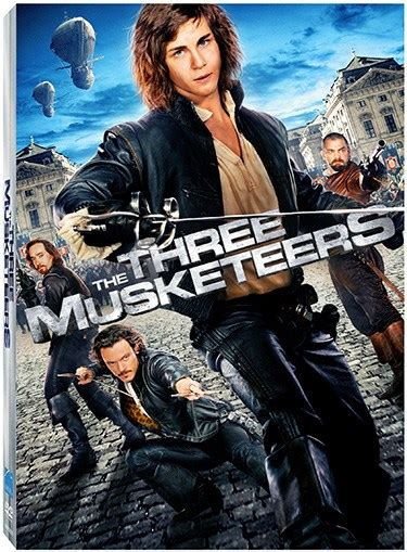 Born Evil Three the three musketeers comes to dvd and 3d