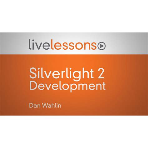 dan wahlin tutorial class on demand video download silverlight 2 development