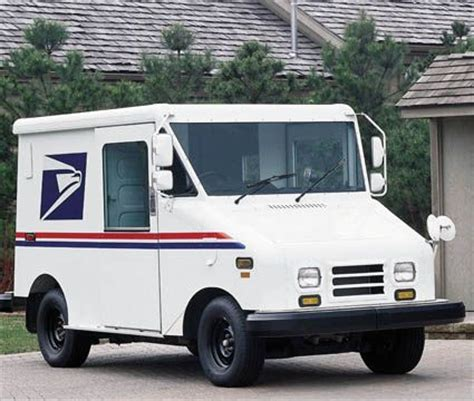 mail truck for sale what i want as my car when i get my license but i can t