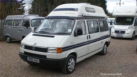 Auto Sleepers Topaz For Sale by Motorhomes Mobi Used Auto Sleepers Topaz Vw For Sale