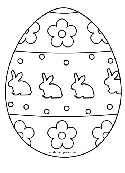 egg pattern drawing egg clipart template pencil and in color egg clipart