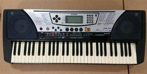 Second Keyboard Yamaha Psr 340 yamaha psr 340 keyboard gesucht in bocholt keyboards