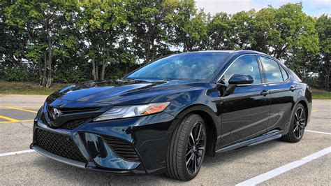 cars toyota black 2018 toyota camry black car hd wallpapers