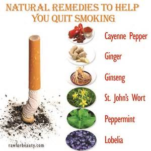 Chinese Herbs For Smoking Cessation » home remedies news