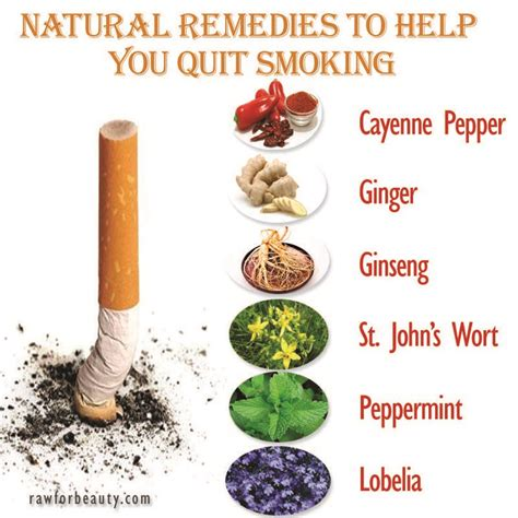 How To Detox From Quit Smokeing by 8 Remedies Helpful For Quitting