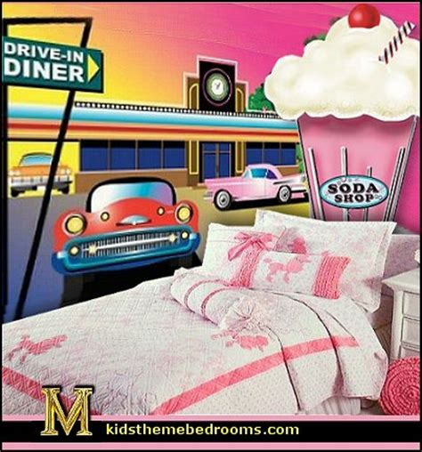 50s style bedroom ideas decorating theme bedrooms maries manor 50s bedroom ideas 50s theme decor 1950s