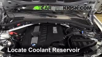 how to add coolant bmw x3 2011 2016 2011 bmw x3