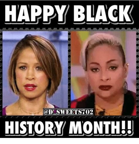 Happy Black History Month by Memes Meme Thanks To Empress B Eliza Clark Why Isnt This