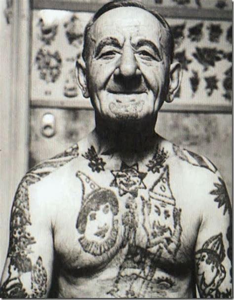 vintage tattoos for men chest vintage for